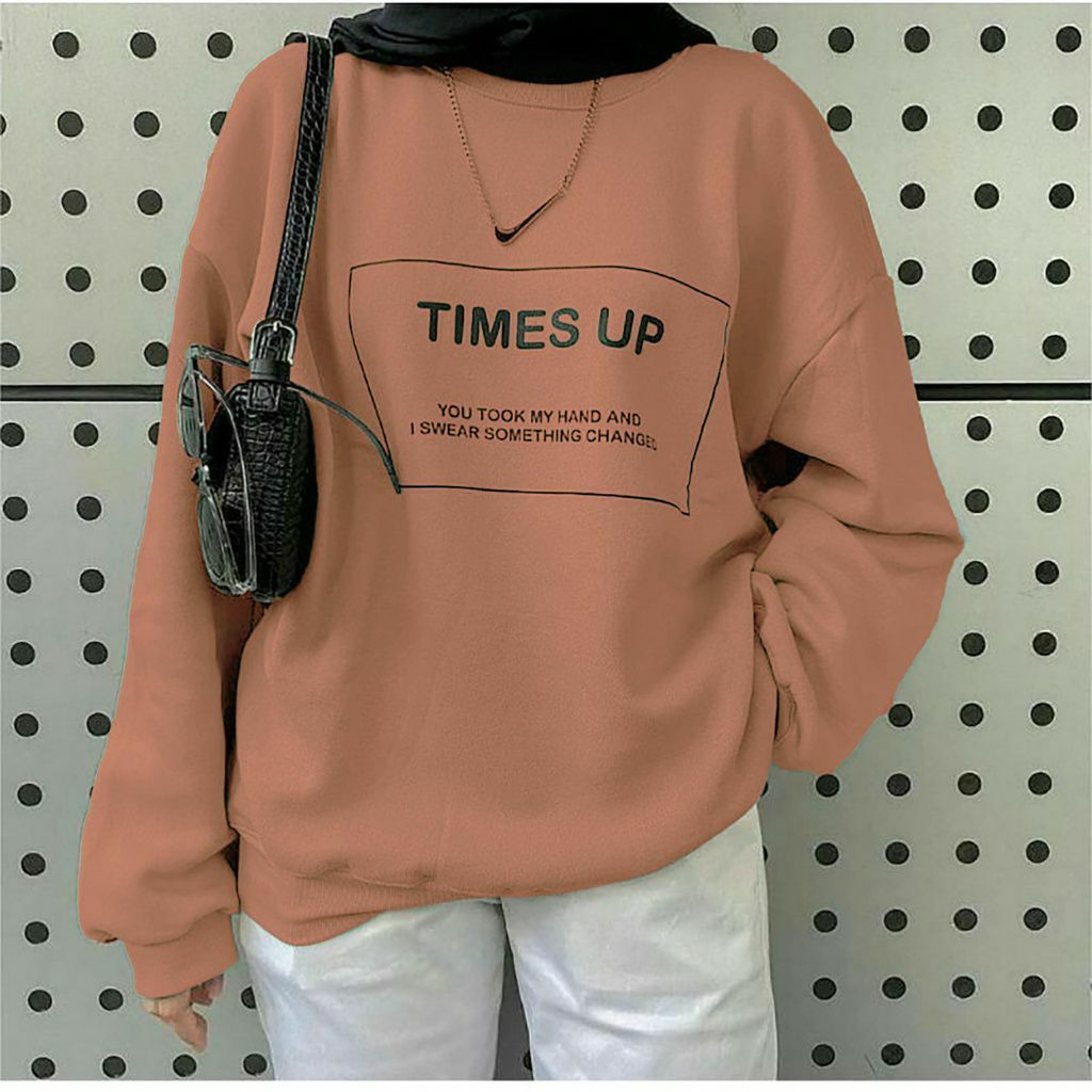 ini adalah Sweater Time Mocca, size: LD 90cm, Panjang 60cm, material: Fleece, color: chocholate-mocca, brand: jaketindonesia, age_group: all ages, gender: unisex