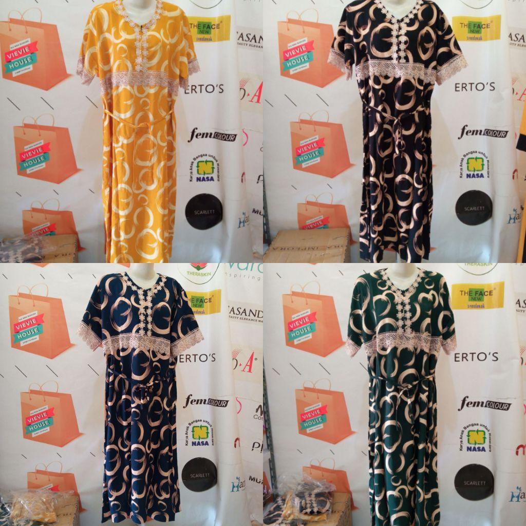 ini adalah Daster Arab Cincin Patah, size: L, material: Cutton, color: multi-color, brand: Bajuwanitaindonesia, age_group: all ages, gender: female